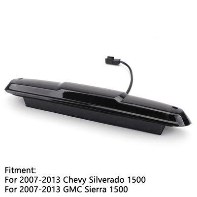 極限超快感!07-13 CHEVY SILVERADO GMC SIERRA 1500專用第三煞車燈(燻黑燈殼)