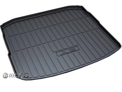 AUDI 奧迪 後行李箱墊 後車廂墊 防水墊 3D立體邊 A3 S3 8V Sedan 4 5 門 1.4T 1.8T