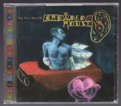 Crowded House - Best 日本版 c17 Don't Dream It's Over