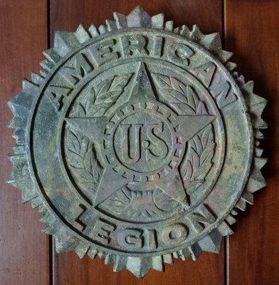 1941 American Legion 美國軍團 美國退伍軍人協會
