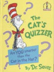 *小貝比的家*THE CAT'S QUIZZER //精裝