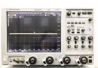 Keysight MSOX92504A Infiniium 高效能示波器 25 GHz