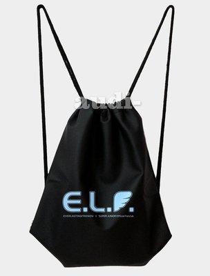 【須預購】SUPER JUNIOR SJ KRY 單面彩印束口包 30X40cm 36X46公分 後背包 束口背包 訂做