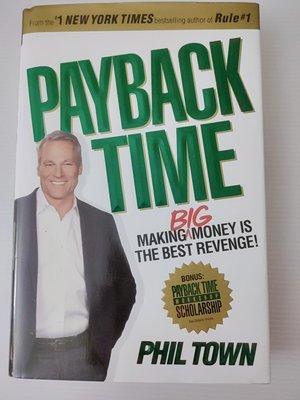 全新【一元起標】《 Payback Time》英文 原文書 ISBN:9780307461865證券 投資 股票 書籍
