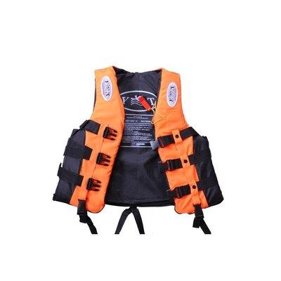 成人兒童專業救生衣游泳漂流浮潛釣魚必備口哨跨帶