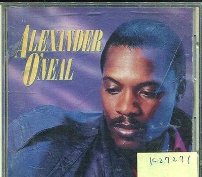 *真音樂* ALEXANDER O'NEAL / HEARSAY 二手 K27271