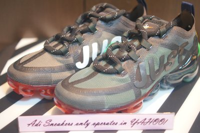 NIKE Air VaporMax 2019 Cactus Plant Flea Market 女鞋 代購附驗鞋證明
