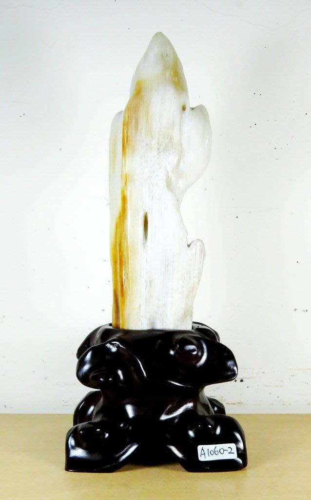 [品藏閣]-精選天然[ 樹化玉, 木化石 ]原礦擺飾, 擺件(490g)---隨便賣啦!!!(編號:A1060-2)