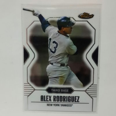 2007 ALEX RODRIGUEZ 紐約洋基隊棒球卡