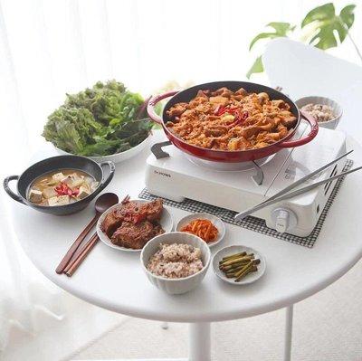 爐具韓國進口Dr.HOWS馬卡龍便攜式卡式爐卡磁爐家用烤肉戶外野炊爐具