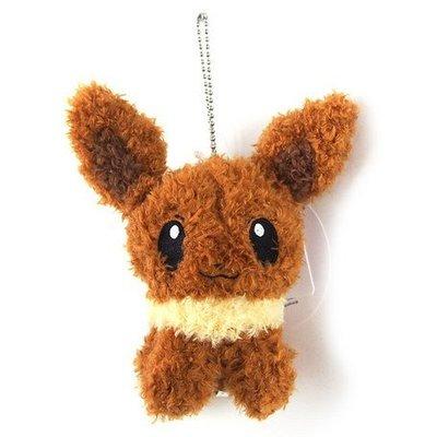 尼德斯Nydus~* 日本正版 神奇寶貝 Pokemon GO 精靈寶可夢 伊布 絨毛玩偶 吊飾 娃娃 約13cm