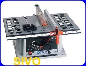 "☆SIVO電子商城☆ 桌上型木工機~ D-36-010 10""桌上型圓鋸機"