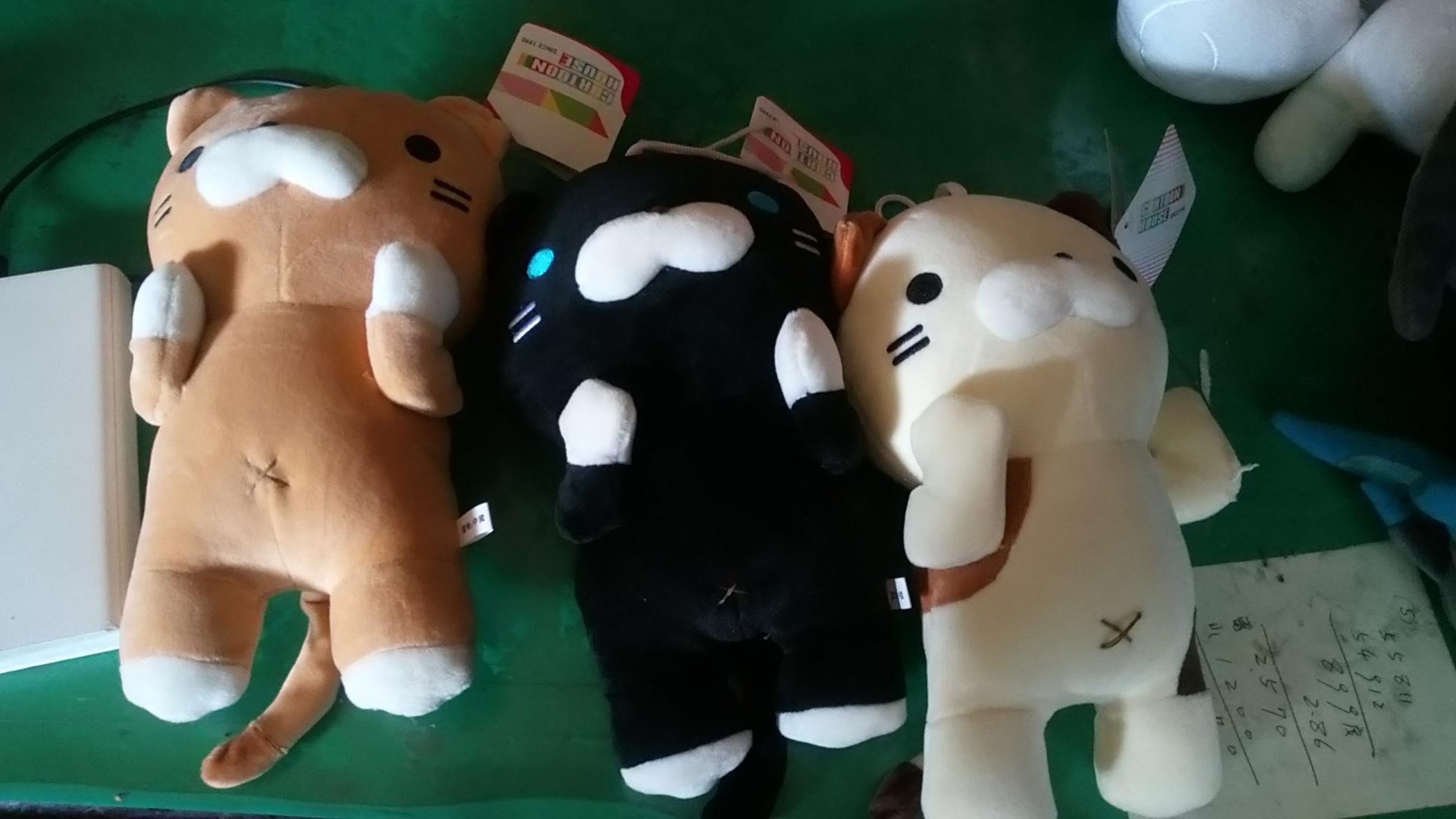 寶可夢日版超級噴火龍700+冰六尾400+月一布精靈200+小一布+3只麻藷觸感貓150  7只娃娃