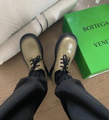 OAK ? BV 2021ss The Bounce 大頭皮鞋