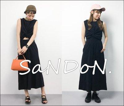 SaNDoN x SLY 夏季新入荷  SLY 正反兩穿扭結露腰洋裝 MOUSSY SNIDEL 韓妮 170618