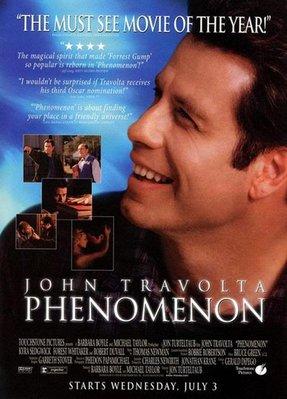 【藍光電影】不一樣的本能/第三類奇跡 Phenomenon 1996 31-077
