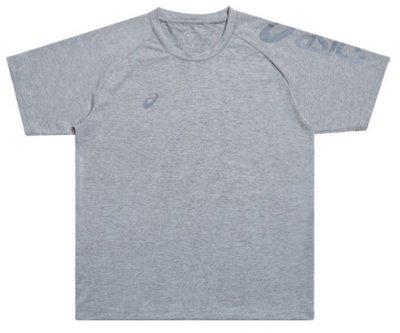 棒球世界asics亞瑟士短袖T恤 K12047-91 特價淺灰色