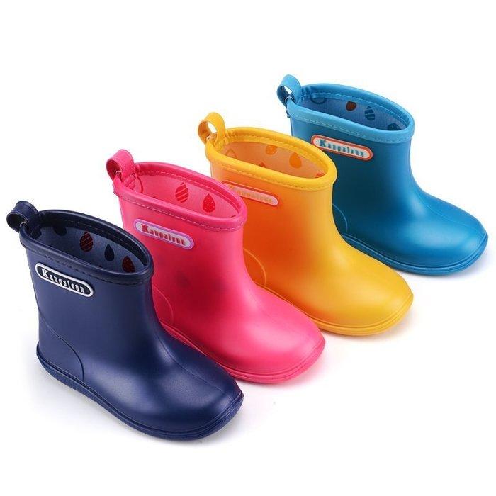 日本正品雨鞋Kangaisun寬頭兒童雨鞋男童寶寶水鞋女雨靴環保膠鞋小童幼兒套鞋 防滑耐麿水靴防水防潮迪士尼雨衣雨傘鞋套