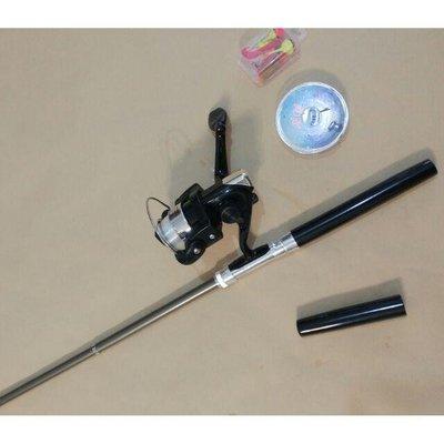 1.6米鋼筆釣竿組台灣現貨方便易帶 新北市