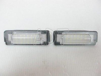 ~~ADT.車燈.車材~~BENZ W202 W210 94~01年 超亮版18顆LED牌照燈