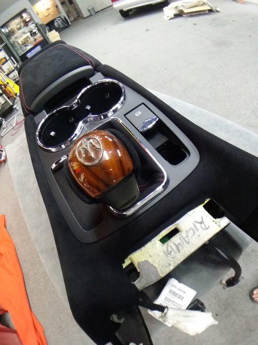 神工-Maserati車內裝翻新-ALCANTARA麂皮GranTurismo.Ghibli.MC