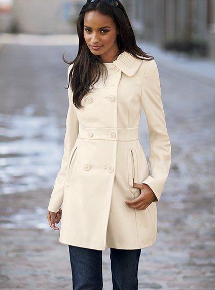 ☆°╮VS流行館╭°☆維多利亞的秘密Victoria's Secret◎奢華羊毛大衣外套(現貨在台)