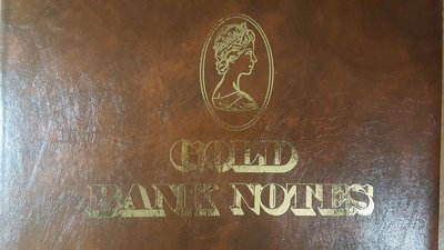 Gold Bank Notes