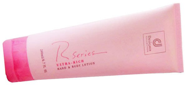 【傳說企業社】Designer Collection 浪漫身體護膚乳 加強滋潤配方 玫瑰香200ml