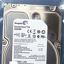 5Cgo【代購】原裝拆機Seagate希捷9成新工業級硬碟ST2000NM0001 64MB ES 3.5吋SAS 含稅