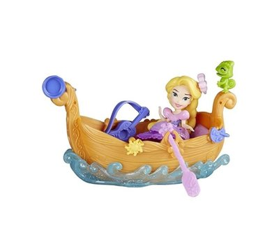 Disney 迪士尼-迷你公主划船組-...