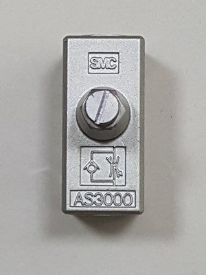 "SMC AS3000 PNEUMATIC FLOW CONTROL VALVES 3/8"" NPT"