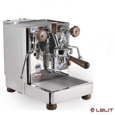 Lelit bianca PL162T 可變壓 PID 雙鍋爐 義式咖啡機 蒸氣強 拉花 咖啡機(原廠公司貨)