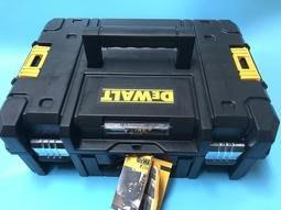 DEWALT 得偉 DWST17807 變形金剛 上開式工具箱 雙握把 可堆疊式收納箱
