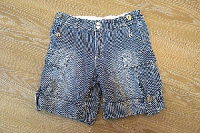 *Beauty*WHYAND 1/2藍色牛仔短褲     13號    800   元GR