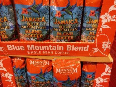 好市多代購-藍山調合咖啡豆907克