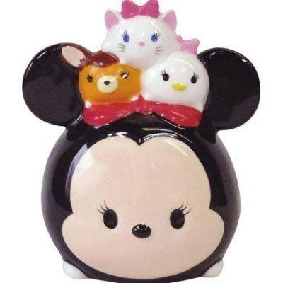 東京家族 日本迪士尼米妮瑪莉貓小鹿斑比黛西翠絲存錢筒撲满