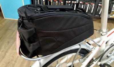 ~騎車趣~免運費LOTUS流線型設計貨架上袋 貨架包 自行車後包