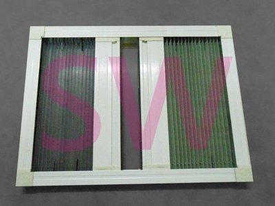 一紗一窗廉 190元/才【免運】門尺寸贈斜鋁板 雙功能折疊 雙拉窗折疊紗門 折紗摺紗 摺疊紗門 摺疊紗窗隱形紗門窗