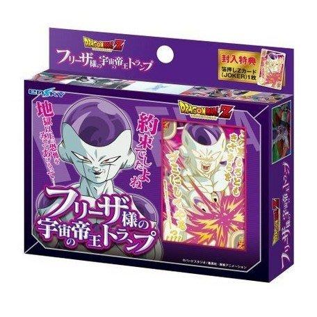 41+ 現貨不必等 Y拍最低價 日本帶回 七龍珠 宇宙帝王 弗利沙 撲克牌 小日尼三