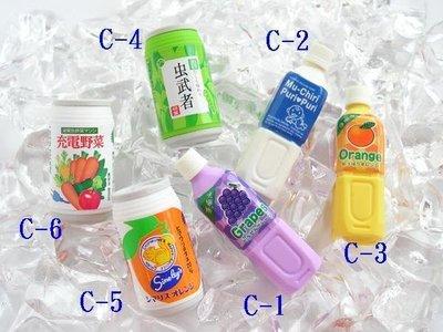 【日本製】IWAKO造型橡皮擦- 飲料 罐裝 保特瓶系列 ER-941121