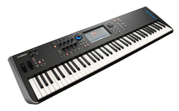 造韻樂器音響- JU-MUSIC - 全新 YAMAHA MODX7 MODX 7 76鍵 合成器