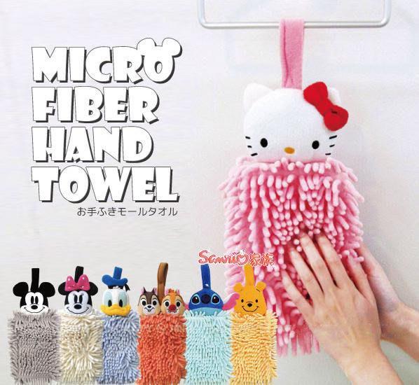 東京家族 hello kitty 日本正貨 吸水 速乾 擦手巾 抹布毛巾 現貨
