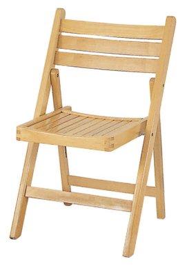 【南洋風休閒傢俱】餐廳家具系列- 三板合椅 用餐椅 (金624-11)