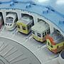 TRAIL 鐵支路 扇形車庫 QH900+迴力車(x1)