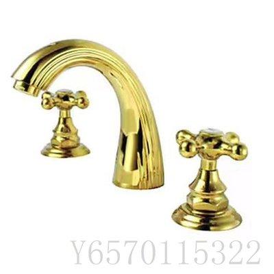 三件套浴缸龍頭3件套分離式面盆龍頭 H1477