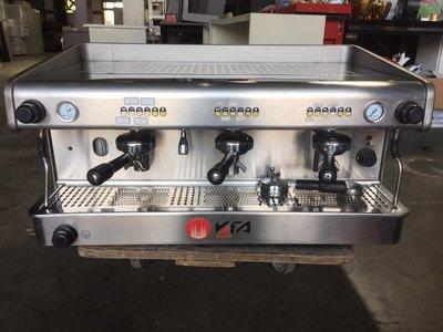 桃園國際二手貨中心----VFA EXPRES 義式三孔咖啡機   營業用咖啡機