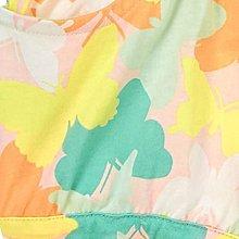 【B& G童裝】正品美國進口Crazy8 蝴蝶圖樣黃綠色棉質短褲12-18m,4yrs