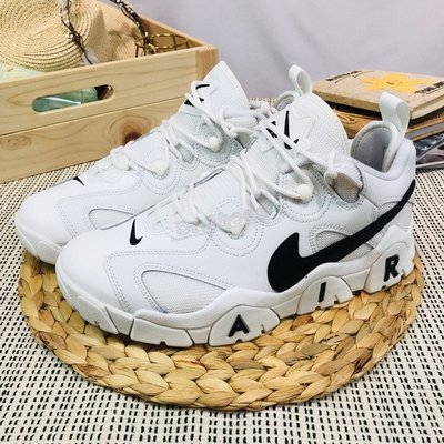 【Dr.Shoes】Nike Air Barrage Low 男鞋 白色 復古大勾勾 CW3130-100