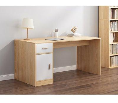 【CH13-第13章】簡約大桌面電腦桌 書桌 辦公桌 學習桌 工作桌 120公分大桌面 抽屜 儲物櫃 加厚板材 結實耐用
