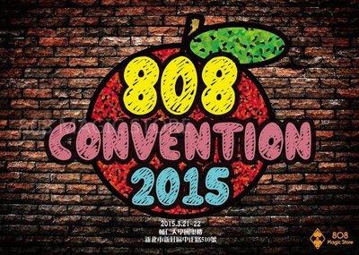 [808 MAGIC] 魔術道具 2015年808 Convention DVD 大會紀念光碟